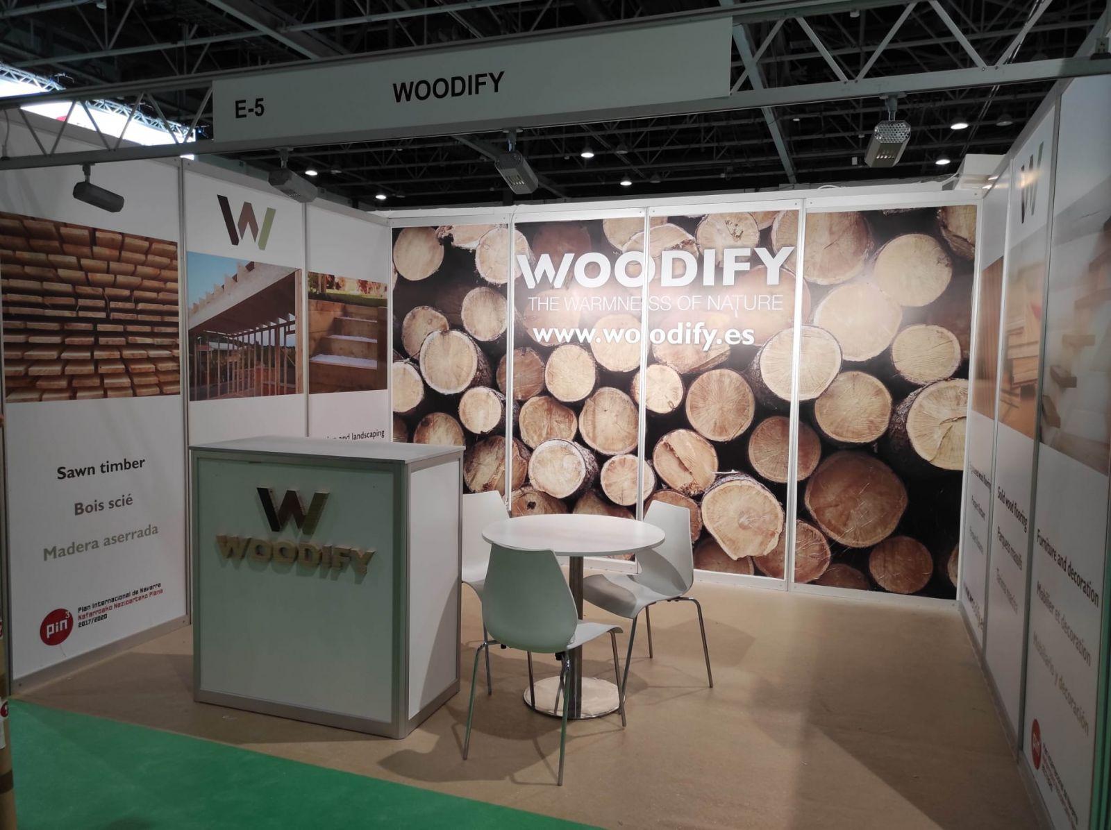 Woodify Presente En Dubai